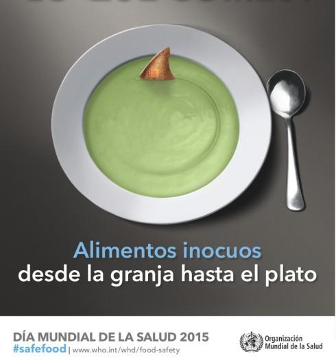 Cartel OMS_alimentos inocuos